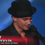 Mat Verevis The Voice Australia 2014 Sing-Off
