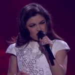 Sabrina Batshon sings Chandelier The Voice