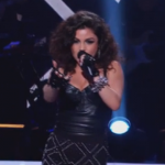 Sabrina Batshon sings Queen Of The Night The Voice Australia 2014