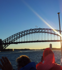 Sydney Opera House and Sydney Harbour Video