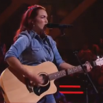 Taila Gouge The Voice Australia 2014 Red Neck Woman
