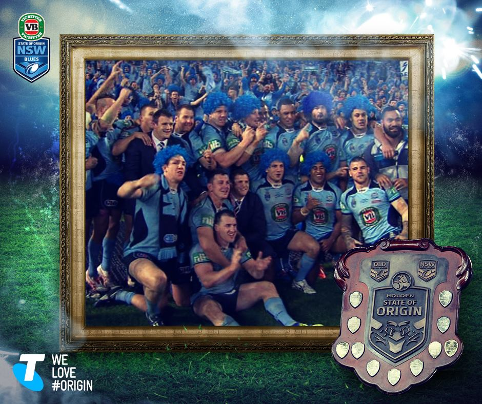 congratulations NSW Blues 5