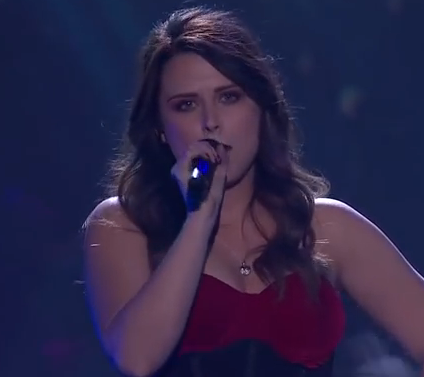 Kat Jade sings Dark Horse The Voice Australia 2014