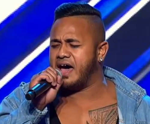 Ofisa Toleafoa (Tee) The X Factor Australia 2014 Auditions