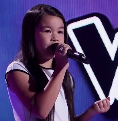 Trinity The Voice Kids Australia 2014