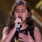 Alexa Sings Hero The Voice Kids Australia 2014 Grand Finals