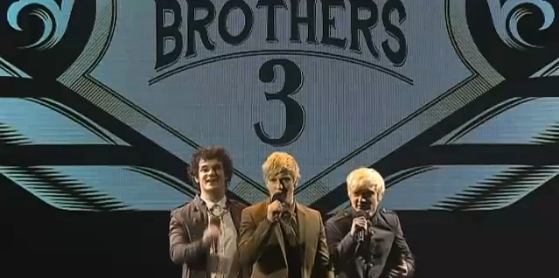 Brothers 3 Hey Brother X Factor Australia week 4