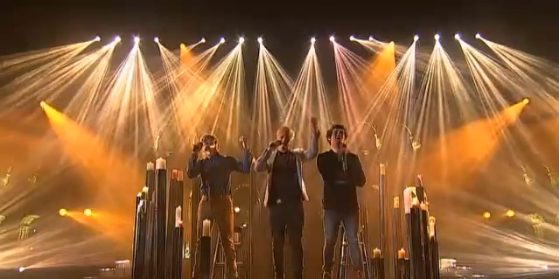 Brothers 3 The X Factor Australia Live Shows Week 2 Top 12