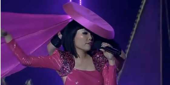 Dami Im Gladiator The X Factor Australia Live Shows Decider