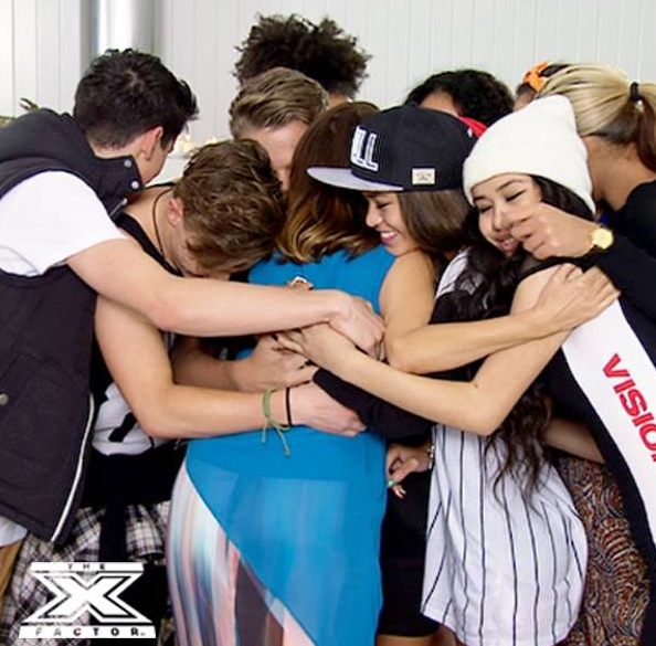 Top 12 Finalists The X Factor Australia 2014