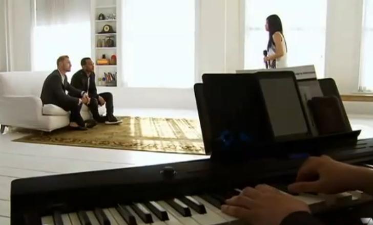 Marlisa Punzalan The X Factor Australia 2014 Home Visits Final Performance