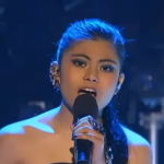 Marlisa Punzalan X Factor Australia Live Shows Week 2 Top 12