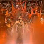 Reigan Derry X Factor Australia Live Shows Week 3 Top 11 Chandelier