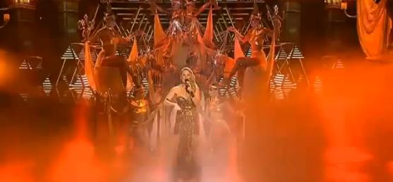 Reigan Derry X Factor Australia Live Shows Week 3 Top 11 Chandelier