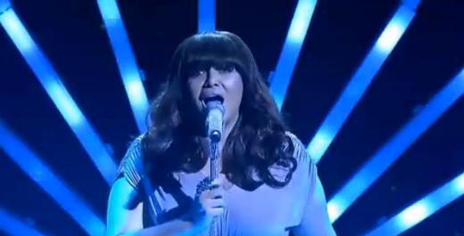 Rochelle Pitt Sings 'Nothing's Real But Love' X Factor Australia Week 3 Top 11