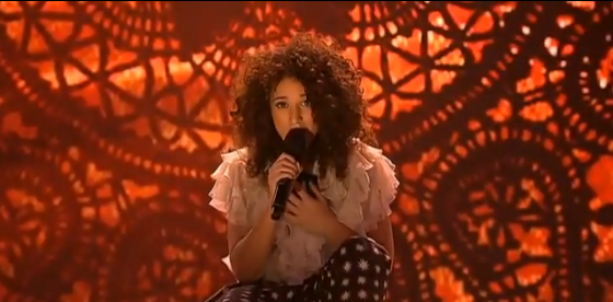 Sydnee Carter X Factor Australia Live Shows Week 2 Top 12