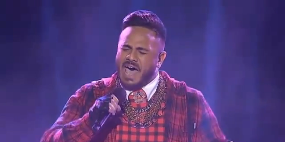Tee Ofisa Toleafoa The X Factor Australia Live Shows Week 2 Top 12