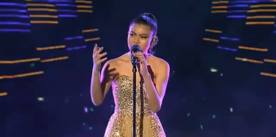 Marlisa Punzalan Let It Go X Factor Australia
