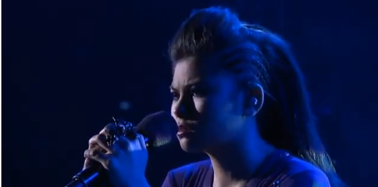 Marlisa Punzalan Sings Nothing Else Matters X Factor Australia Week 6 Top 8