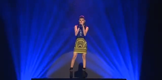 Marlisa Punzalan Sings Try X Factor Australia
