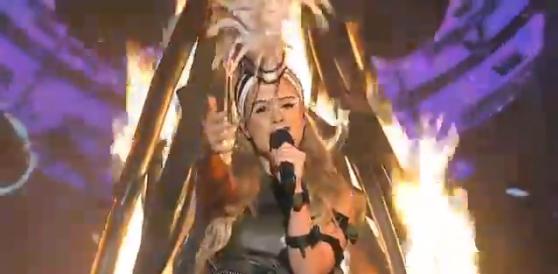 Reigan Derry Sings Bang Bang X Factor Australia