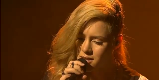Reigan Derry Sings Burn For You X Factor Australia Week 8