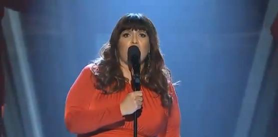 Rochelle Pitt Sings Rolling in the Deep X Factor Australia