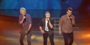 Brothers 3 Sings Best Song Ever X Factor Australia
