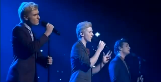 Brothers 3 Sings Sound of Silence X Factor Australia