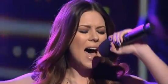 Caitlyn Shadbolt Sings Before He Cheats X Factor Australia