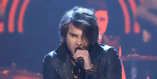 Dean Ray Sings Lonely Boy X Factor Australia Top 5