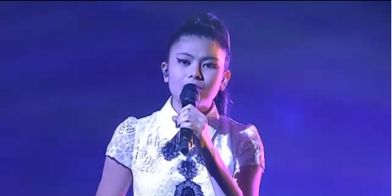 Marlisa Punzalan Sings Somewhere Over The Rainbow X Factor Australia