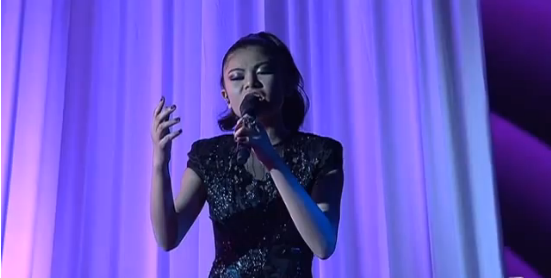 Marlisa Punzalan sings Yesterday X Factor Grand Finals