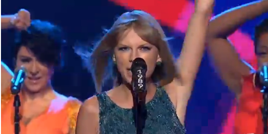 Taylor Swift Shake It Off X Factor Australia