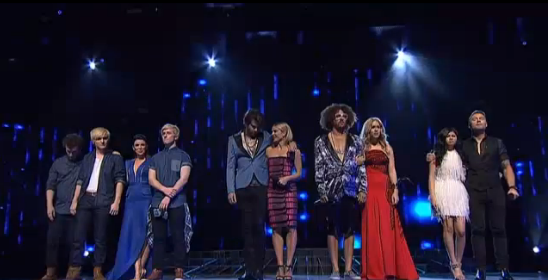 x Factor Australia Results Top 4