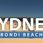 sydney bondi beach video