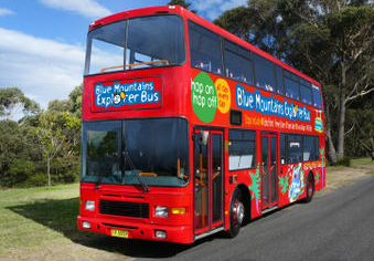 Blue Mountains Hop-on Hop-off Tour with Optional Scenic World Rides and Waradah Aboriginal Centre