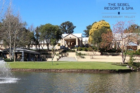 Hawkesbury Valley: From $169 for a Luxurious Escape with Wine and Chocolates at The Sebel Hawkesbury Resort & Spa