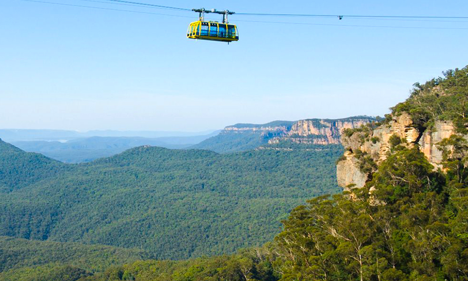 Katoomba $199 for a Blue Mountains Getaway in Choice of Three Properties