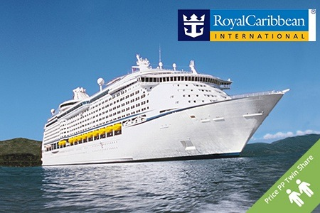 Sydney: From $549 for a Three-Night Cruise with All Main Meals on Royal Caribbean's Voyager of the Seas