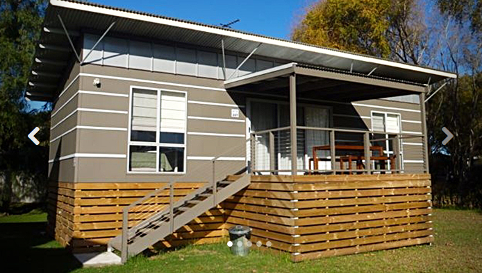 Batemans Bay From $239 for an Absolute Beachfront Escape for Four People at Barlings Beach Holiday Park