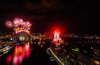 Sydney New Year's Eve 2015 Fireworks display 2