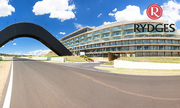 Bathurst Two-Night Getaway at Rydges Mount Panorama Hotel Deal