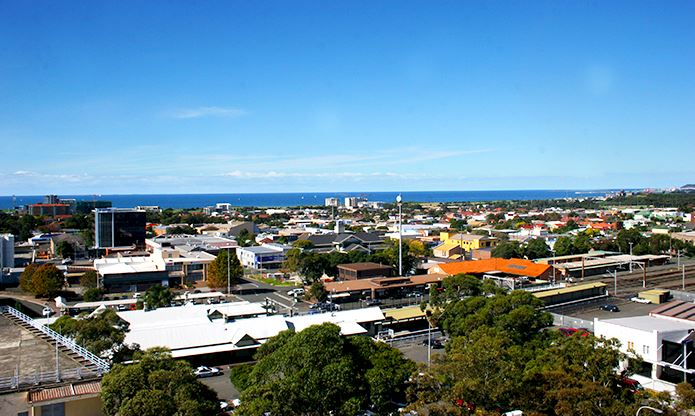 Wollongong Inner City Getaway Mantra