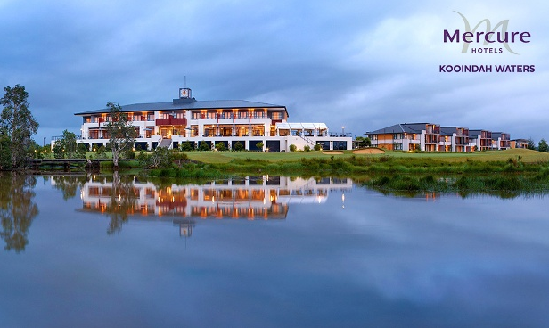 Holiday Escape to Mercure Kooindah Central Coast 4.5-Star Resort