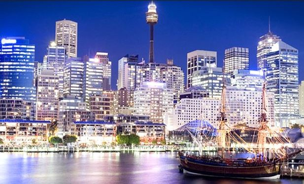 Sydney CBD From $219 for a City Escape with Wine and Late Checkout at Napoleon on Kent
