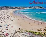 Bondi Beach: $399 for a 4.5-Star Getaway with Wine and Breakfast at Bill's at Adina Apartment Hotel Bondi Beach