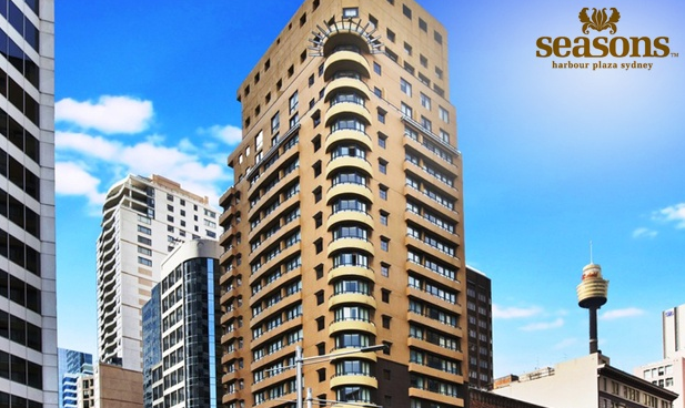 Sydney: From $139 for an Apartment Stay with Late Checkout at Seasons Harbour Plaza Sydney