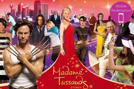 Madame Tussauds Sydney Entry Discount deals