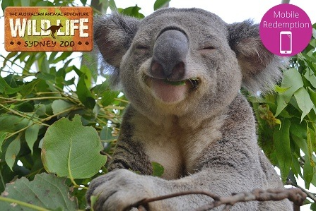 WILD LIFE Sydney Zoo tickets deal discounts